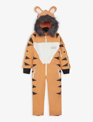 Dinoski Pounce tiger ski suit 2-7 years