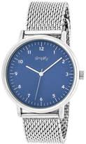 Simplify Men's The 3200 Quartz Watch
