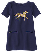 Gymboree Pony Shift Dress