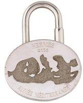 Hermes 2003 Année Méditerranée Cadena Lock Charm