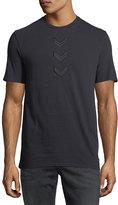 Neil Barrett Military Arrow Cotton T-Shirt