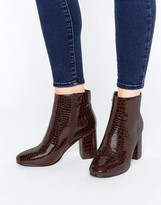 Asos ROSALINE Heeled Ankle Boots