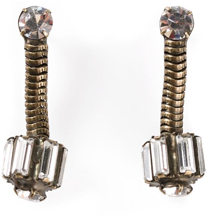 Auden 'Lennox Drop' earrings