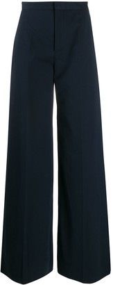 Maison Margiela wide-leg tailored trousers