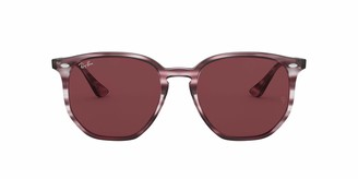 Ray-Ban Unisex's Rb4306f Asian Fit Sunglasses