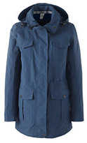 Lands' End Women's Plus Size Lightweight Squall Parka-Rich Red