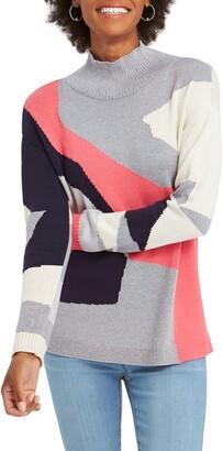 Nic+Zoe The Bright Way Turtleneck Sweater