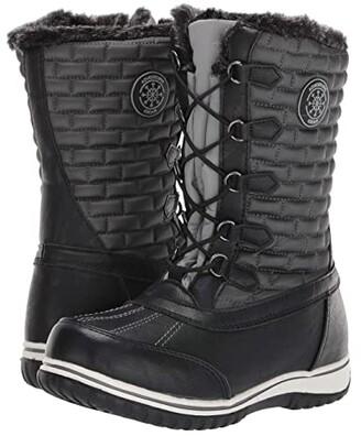 Tundra Boots Zermat (Black) Women's Boots