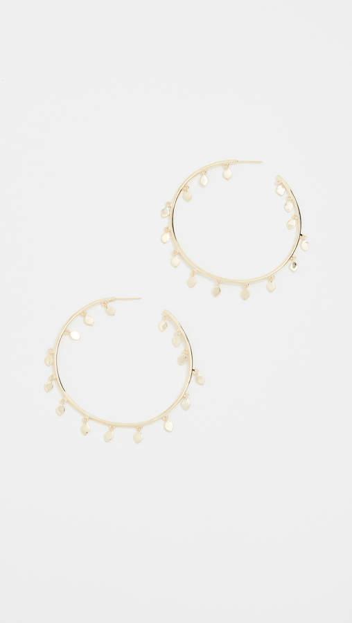 Jules Smith Designs Aida Hoop Earrings