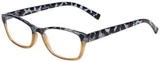 VK Couture Women's Square Reading Glasses