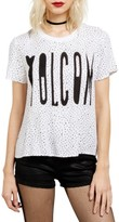 Volcom Women's Mix A Lot Graphic Tee
