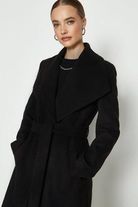 Coast Belted Wrap Coat