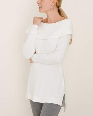 Zenergy Cozy Brushed Fleece Tunic