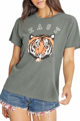 Wildfox Couture Women's Easy Tiger Keke Tee