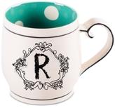 """Home Essentials Monogram """"R"""" Mug"""