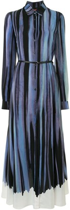 Altuzarra Judina striped shirt dress