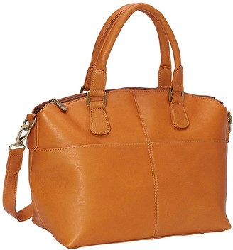 Le Donne Leather Esperanto Satchel