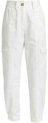 Derek Lam 10 Crosby Elian Utility Pants