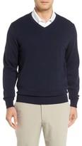 Cutter & Buck Men's Lakemont V-Neck Sweater