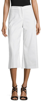 Carolina Herrera Cotton Cropped Pant