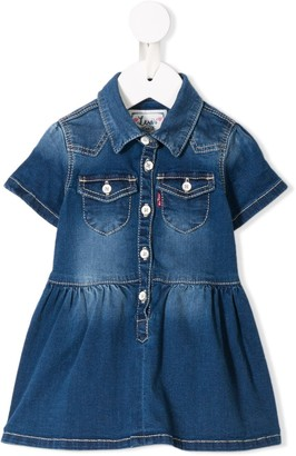 Levi's Faded Denim Dress