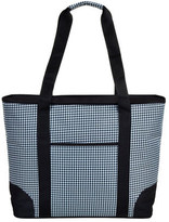 Picnic at Ascot Extra Large Insulated Tote Houndstooth
