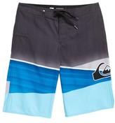 Quiksilver Boy's Slash Logo Board Shorts