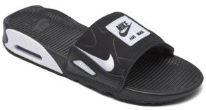 Nike Men's Air Max 90 Slide Sandals from Finish Line