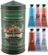 Crabtree & Evelyn Sensational Six Music Hand Therapy Tin Gift Set