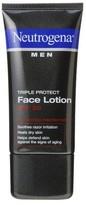 Neutrogena Men Triple Protect Face Lotion Broad Spectrum SPF 20 - 1.7 Fl Oz