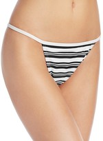 MinkPink Show Your Stripes Bikini Bottom