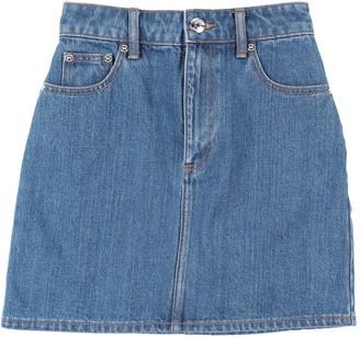 Burberry Denim skirts