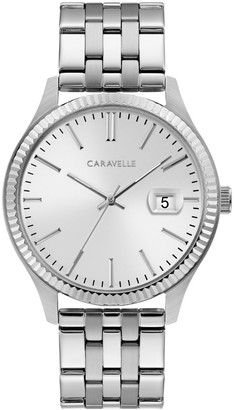 Caravelle by Bulova Men's Stainless Watch