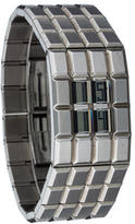 Chanel Chocolat Digital Quartz Watch