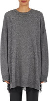 Robert Rodriguez Women's Wool-Blend Layered Sweater-Grey