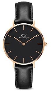 Daniel Wellington Classic Petite Leather Watch, 32mm