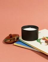 Paddywax Hygge Candle - Bergamot & Mahogony