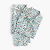 J.Crew Short-sleeve pajama set in Liberty® Edenham floral