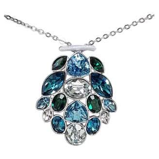 Swarovski Turquoise Crystal Long necklaces