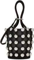 Alexander Wang Black Mini Roxy Bucket Bag