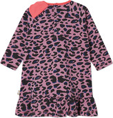 Billieblush BILLIE BLUSH Leopard spot metallic dress 6-36 months
