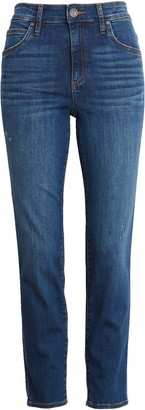 KUT from the Kloth Meghan High Waist Ankle Cigarette Jeans