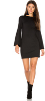 Eight Sixty Bell Sleeve Dress