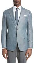 Armani Collezioni Men's G-Line Trim Fit Sport Coat