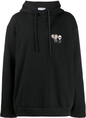 Ih Nom Uh Nit oversized printed hoodie