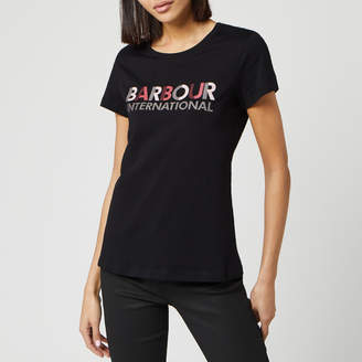 Barbour International Women's Hattrick Short Sleeve T-Shirt