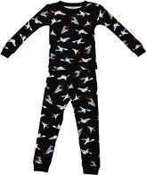 Carter's Toddler Four Piece Space Pyjama Set