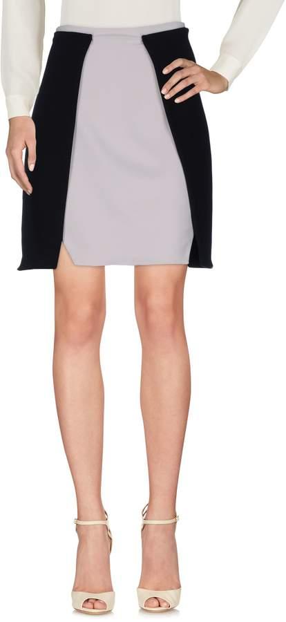 GLAM Knee length skirts
