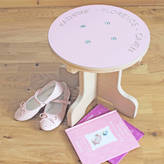 Kids Creative Personalised Children's Wooden Stool