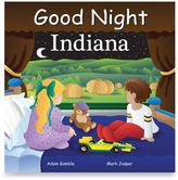 Bed Bath & Beyond Good Night Indiana Board Book